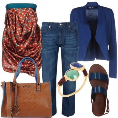 Outfit Come vesto senza tempo