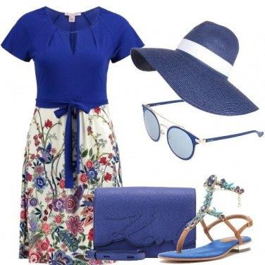 Outfit I colori rubati al mare