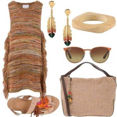 Outfit Naturale personalità