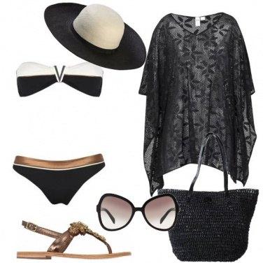 Outfit Charme in battigia