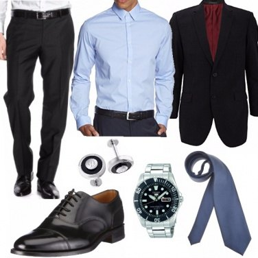 Outfit James Bond - Elegance is an attitude
