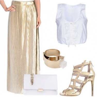 Outfit Tratti d\'oro