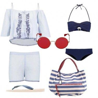 Outfit Alla marinara