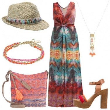 Outfit Note colorate