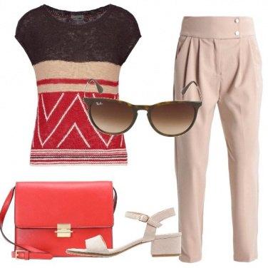 Outfit La praticità con gusto