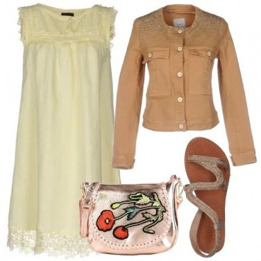 Outfit Stile naturale