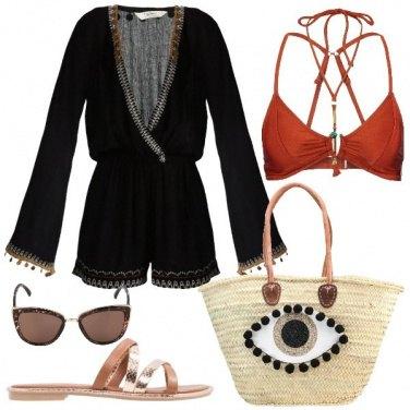 Outfit Passeggiata in riva al mare
