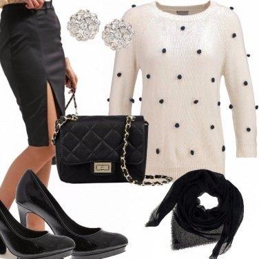 Outfit Semplicemente donna