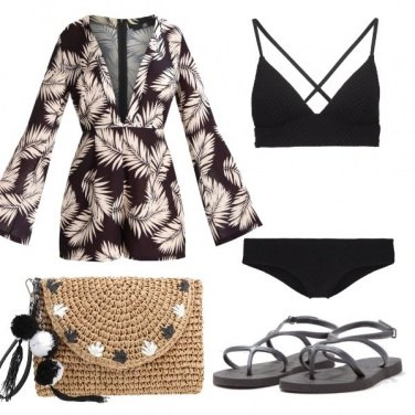 Outfit Aperitivo in riva