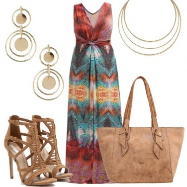 Outfit Curve colorate