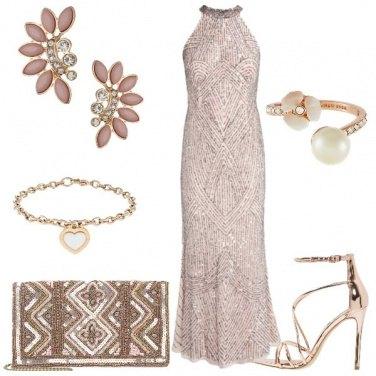Outfit Femminile e scintillante