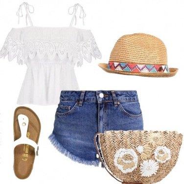 Outfit Carina al mare