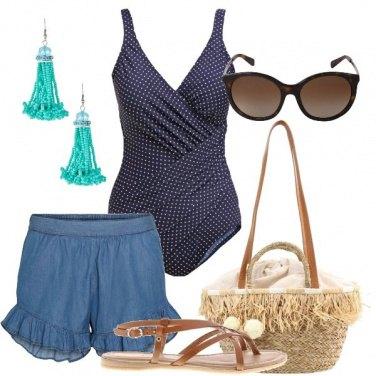 Outfit Curvy al mare