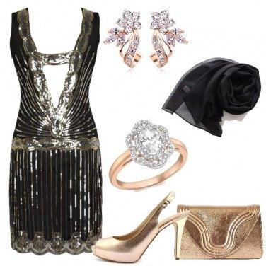 Outfit Una perfetta scollatura
