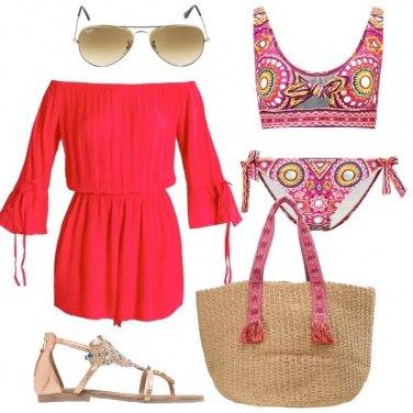 Outfit Oggi vado al mare