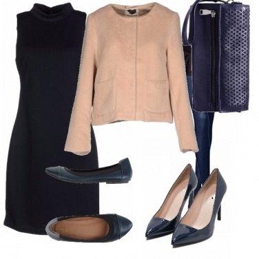 Outfit Eleagantemente blu