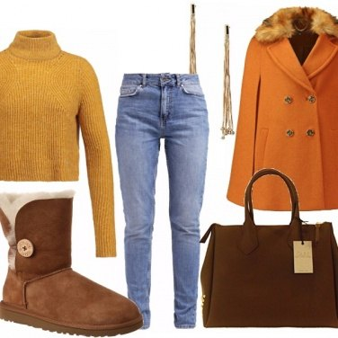 Outfit Autumn in new york