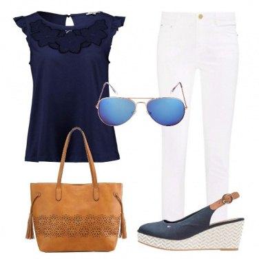 Outfit La semplicità con poco