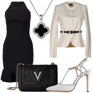 Outfit Giacca chic