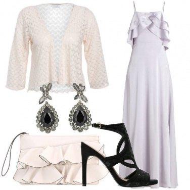 Outfit In abito da sera