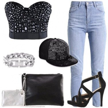 Outfit Urban jeans