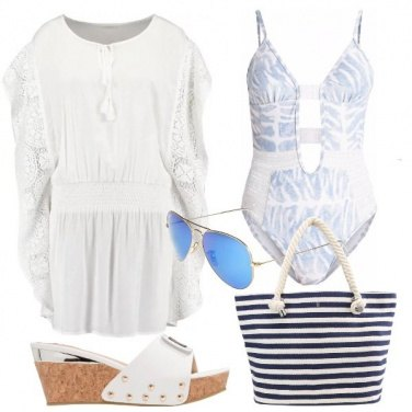 Outfit Sole, mare e relax