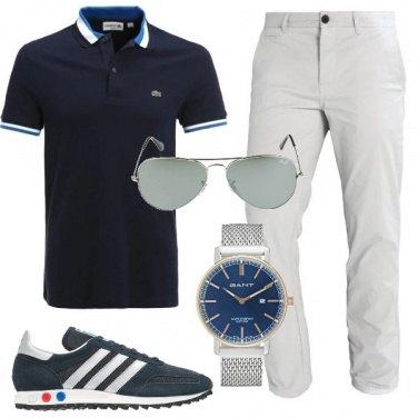 Outfit Polo griffata