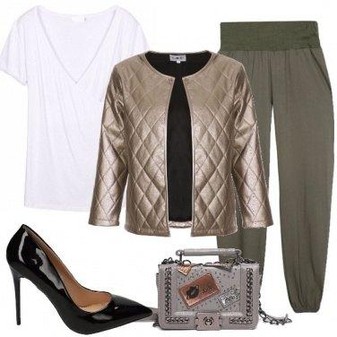 Outfit Nuova vita al pantalone comodo