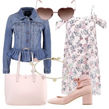 Outfit Romanticona