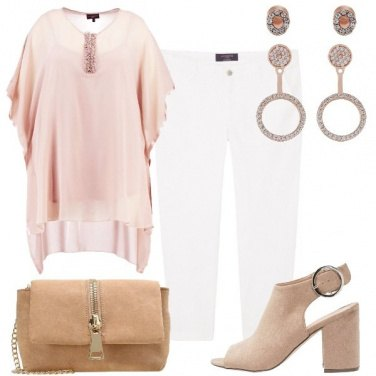 Outfit La tunica versatile