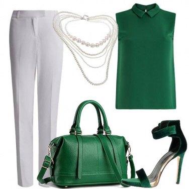 Outfit Il mio colore preferito