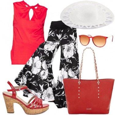 Outfit Pranzo al sole