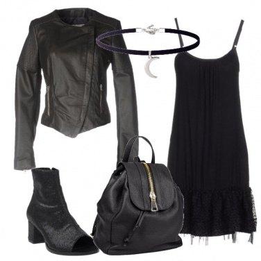 Outfit Luna rock