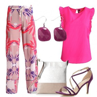 Outfit Pranzo in terrazza