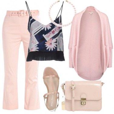 Outfit Al posto della giacca