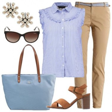 Outfit Semplice quotidianità