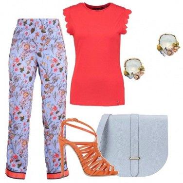 Outfit Un\'italiana all\'estero