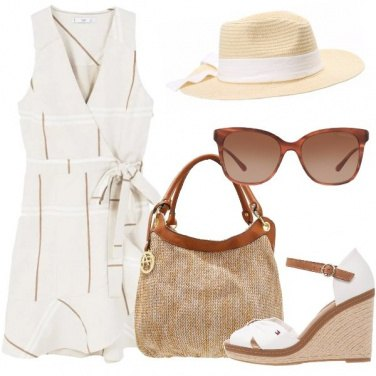 Outfit Passeggiata al mare