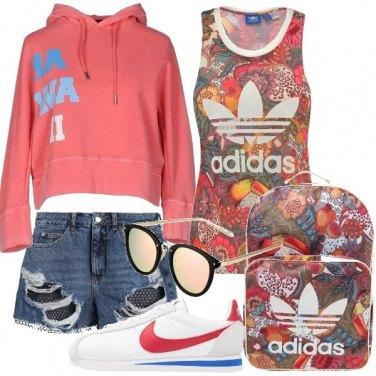 Outfit Casual e colori