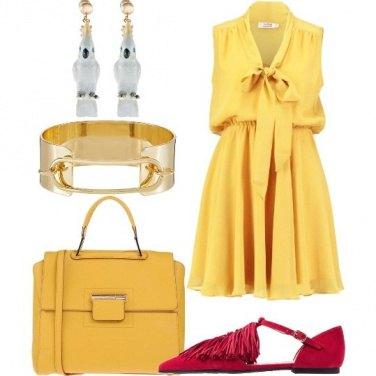 Outfit Si al colore