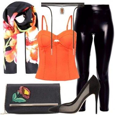 Outfit Per una sera voglio osare