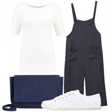 Outfit Una jumpsuit minimal