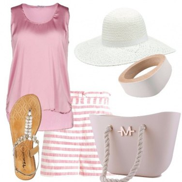 Outfit Solo sole in relax