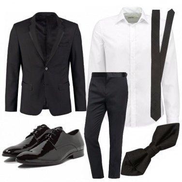 Outfit Come un divo di hollywood