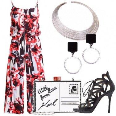 Outfit Un sandalo particolare