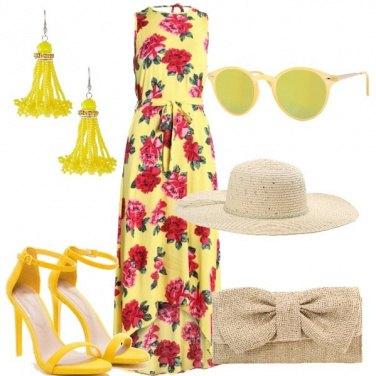 Outfit Pranzo vista mare
