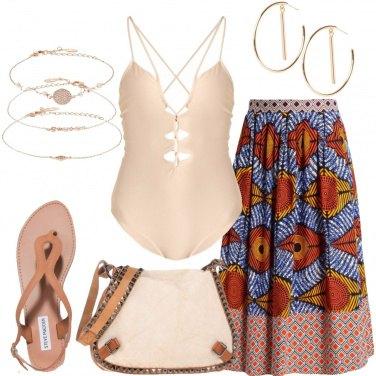 Outfit Stasera festa in spiaggia