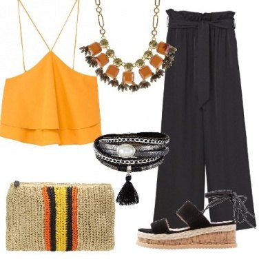 Outfit Sapore etnico