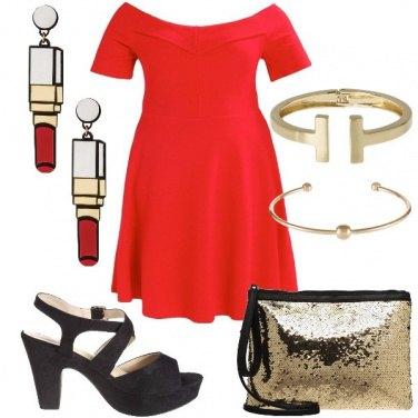 Outfit Passione per gli accessori