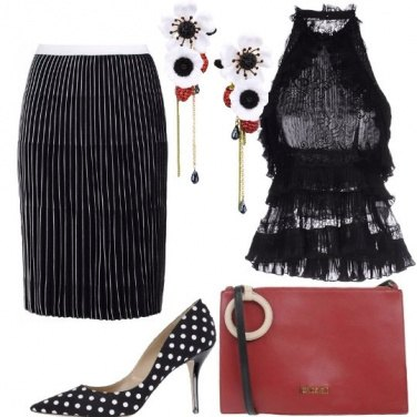 Outfit Charme italiano